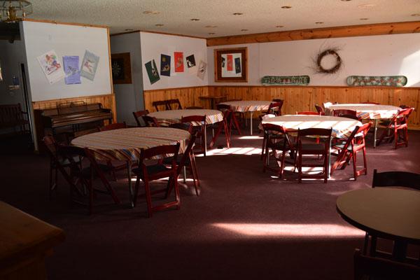Adolfs Event Center & Tavern Dining Room