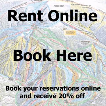 Alpine Sun Ski & Sport Online Reservation Process